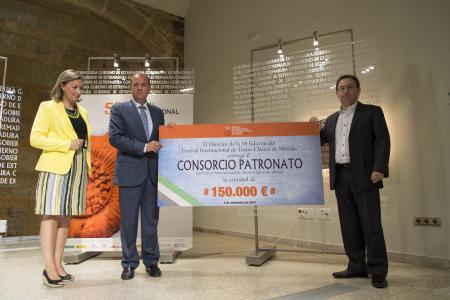 Monago destaca que el Festival de Teatro Mérida vuelve a ser un referente nacional e internacional