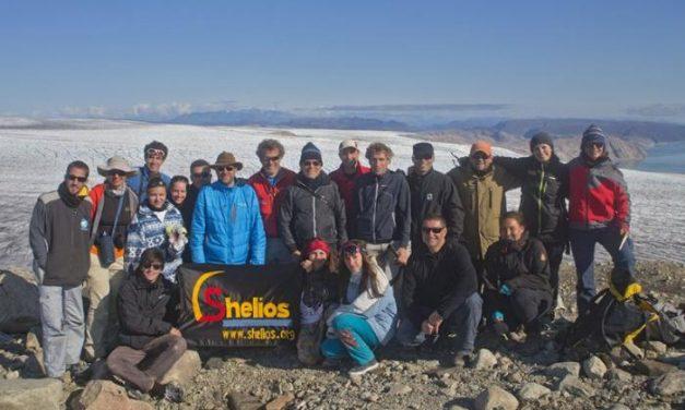 Finaliza con éxito la expedición a Groenlandia con la participación de estudiantes extremeños