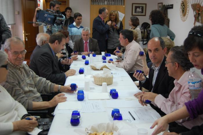 Acenorca y Gata-Hurdes ofrecerán catas de aceite y aceitunas durante la Feria Rayana de Moraleja