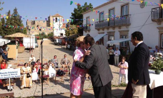 Valencia de Alcántara se suma a los actos programados en Marvâo para vivir las fiestas patronales