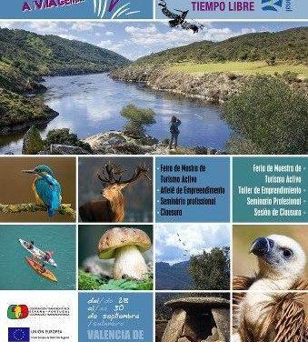 Desarrollo Rural anima a los emprendedores a participar en las jornadas de turismo activo del Tajo Internacional