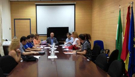 La comisión del Consejo Extremeño del Voluntariado se reúne para establecer las bases de sus premios