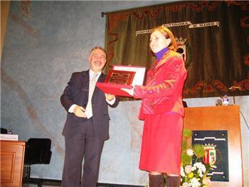 La Junta recibe el premio nacional de Informática y Salud 2007 concedido anualmente en Madrid