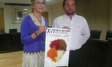 Cristina Teniente inaugurará mañana en Moraleja la Feria Rayana con mayor número de expositores de su historia