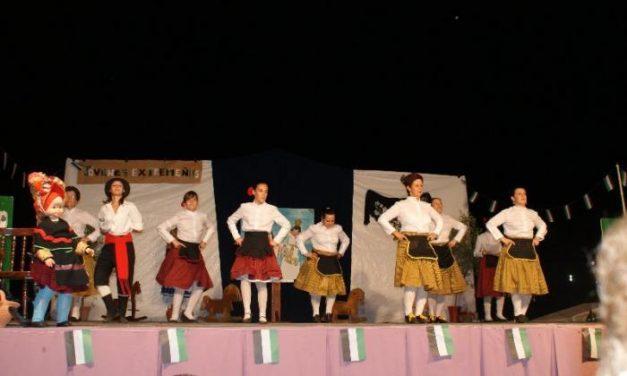 El II Festival de Folclore Extremeño de Moraleja se celebrará este domingo en el marco de la Feria Rayana