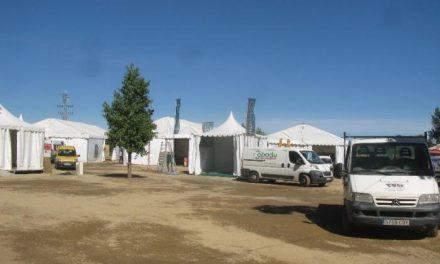 Moraleja habilita cinco zonas de aparcamientos para recibir a los visitantes de la XVI Feria Rayana