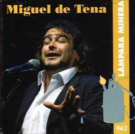 El ganador de la Lámpara Minera, Miguel de Tena, actúa este viernes en la Feria Rayana de Moraleja