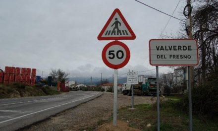 Vecinos del Valle del Xálima crean una plataforma para exigir la construcción del IESO de Valverde del Fresno