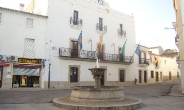 Malpartida de Cáceres invertirá 412.000 euros en pavimentar la Plaza Mayor y en la ampliación del colector