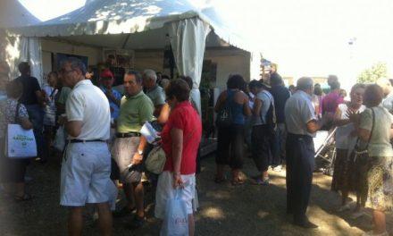 La Feria Rayana de Moraleja se prepara para vivir un fin de semana en el que se espera gran afluencia de público