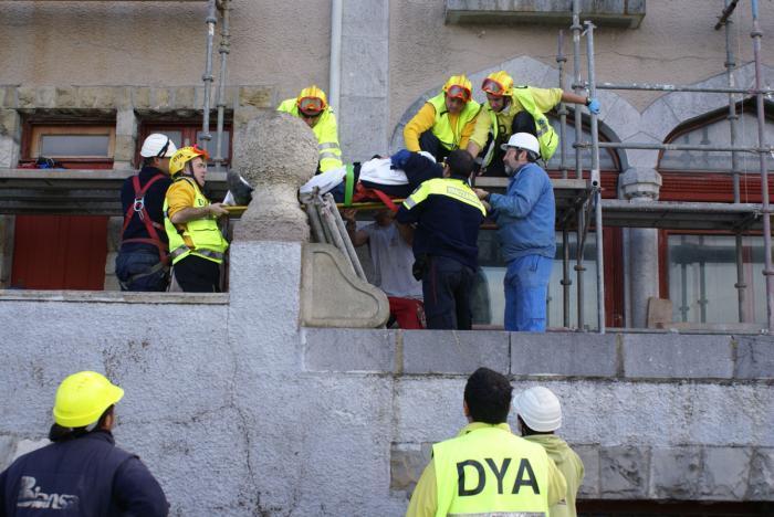 Extremadura valora muy positivamente que la región registre la menor incidencia de siniestralidad laboral