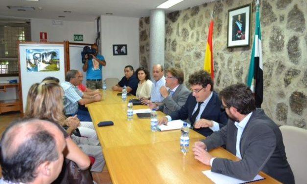 El Gobierno de Extremadura anuncia la continuidad de las obras de la carretera N-110 en el Valle del Jerte