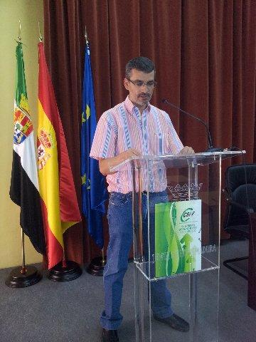 Juanjo Samino es elegido presidente autonómico de administración general de CSIF con el 97% de los votos