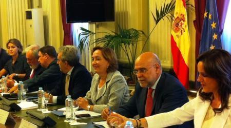 Echávarri respalda a Arias Cañete en su intención de aprobar una norma del Ibérico que sea  rigurosa