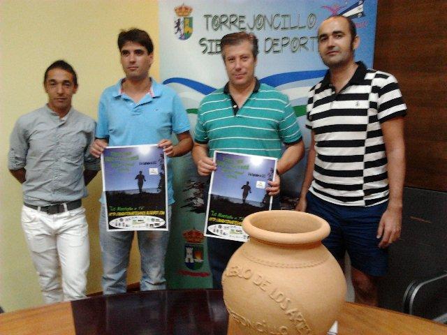 """Torrejoncillo acogerá el 30 septiembre la V Maratón, IV Medio Maratón y II Cross """"Pueblo de los artesanos"""""""