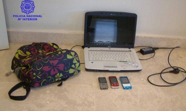 Detienen en Don Benito a dos menores de edad por el robo de un portátil en un domicilio de la ciudad