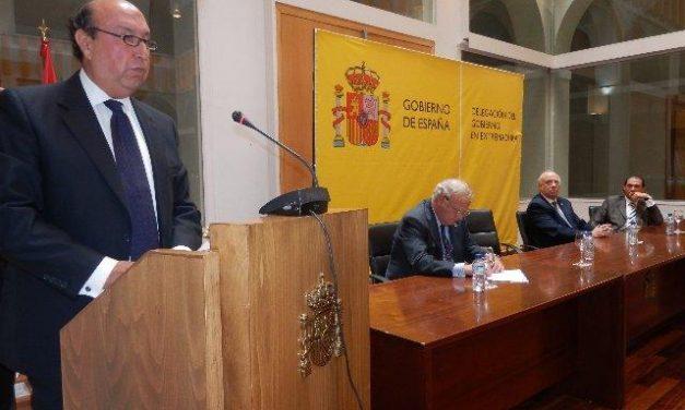 López Iglesias anuncia la renovación de las depuradoras del Centro Penitenciario de Badajoz