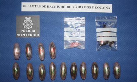 Dos detenidos por portar droga cuando reingresaban tras un permiso al Centro Penitenciario de Badajoz