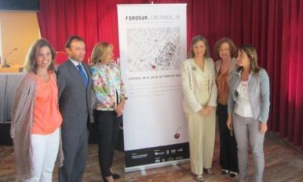 Trinidad Nogales destaca la calidad, proyección internacional y dinamización de Forosur_Cáceres_12