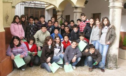 El colegio concertado Sagrado Corazón de Coria celebra actos por Marcelo Spínola para 300 alumnos