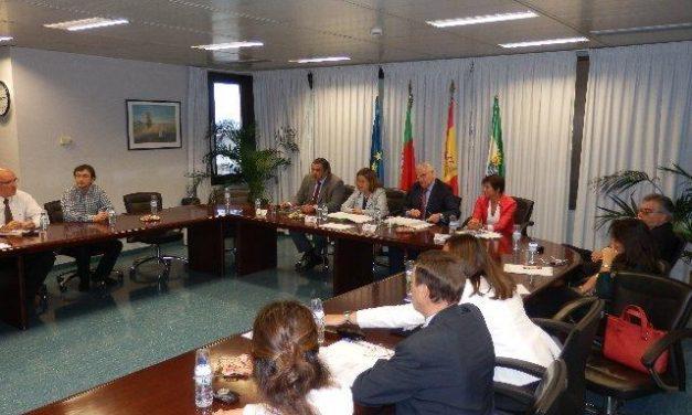 Nogales apuesta por  redes de comunicación interadministrativas entre Extremadura y Portugal