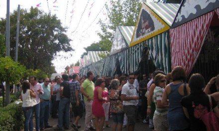 San Vicente de Alcántara abre esta tarde la  Ferias de San Miguel con un pasacalles y cabezudos
