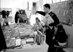 El instituto de Secundaria Suárez de Figueroa realiza una campaña para fomentar la lectura entre sus alumnos
