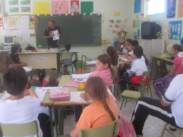 Adicomt iniciará este lunes día 1 su campaña de otoño por los centros educativos de la comarca