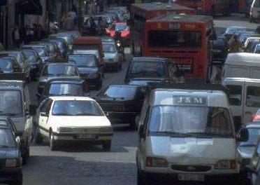 La Dirección General de Tráfico detectará de una forma inmediata los coches que circulan sin seguro