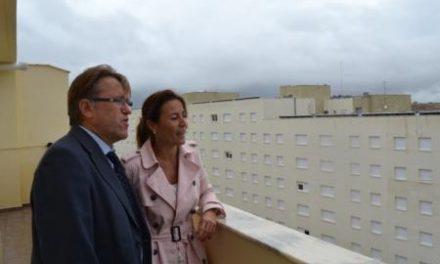 La Consejería de Fomento entrega la urbanización 'El Junquillo' al Ayuntamiento de Cáceres