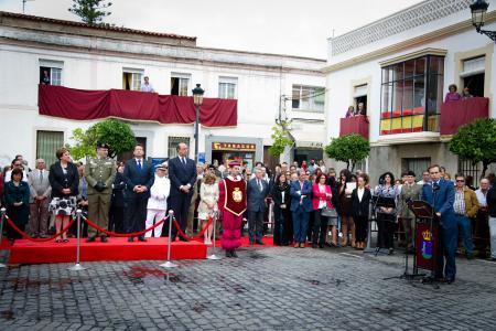 Jerez inaugura el Año Balboa en el quinto Centenario del Descubrimiento del Océano Pacífico en 2013