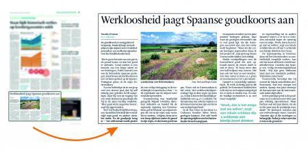 La prensa holandesa se interesa por Extremadura como centro de atracción de inversiones mineras