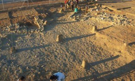 Aparecen restos arqueológicos en Aliseda que podrían arrojar luz sobre el contexto  de su tesoro