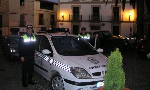 El Ayuntamiento de Coria ampliará la plantilla de la Policía local en siete trabajadores más en el 2008