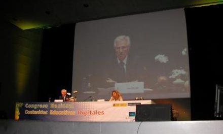 Educación clausura el Congreso de Contenidos Educativos Digitales con los docentes como protagonistas