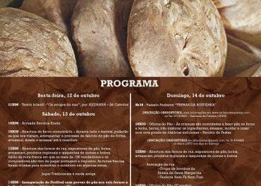 Idanha-a-Velha acogerá desde el viernes un festival dedicado al pan artesano y los dulces típicos