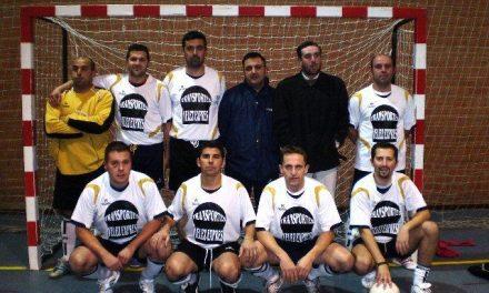 El lunes se inicia el campeonato de liga local de fútbol sala de San Vicente de Alcántara con trece equipos