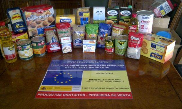España dispondrá de más de 85 millones de euros para la compra de alimentos para dos millones de personas