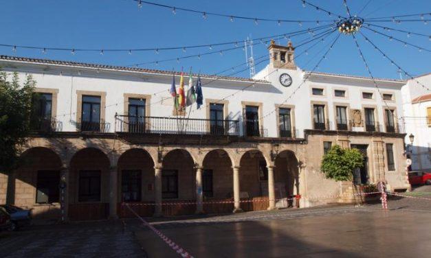 El consistorio de Valencia de Alcántara convoca 16 puestos de trabajo con una duración de seis meses