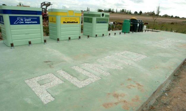 La Junta destina 1,9 millones de euros para instalar puntos limpios en ayuntamientos y en mancomunidades