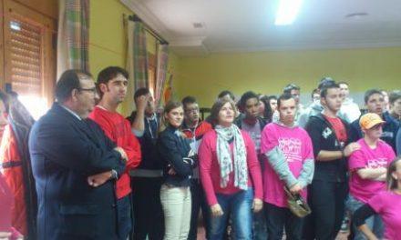 Rosa Álvarez subraya en Santiago de Alcántara la importancia de la inclusión social de los jóvenes