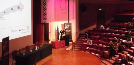 La Agenda Digital de Extremadura se presenta en Gales en la conferencia final del proyecto DE-LAN
