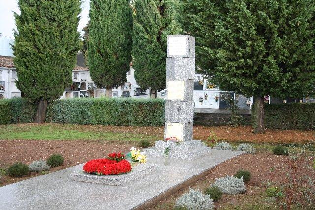 San Vicente de Alcántara celebrará el viernes un acto homenaje de la memoria histórica en el cementerio