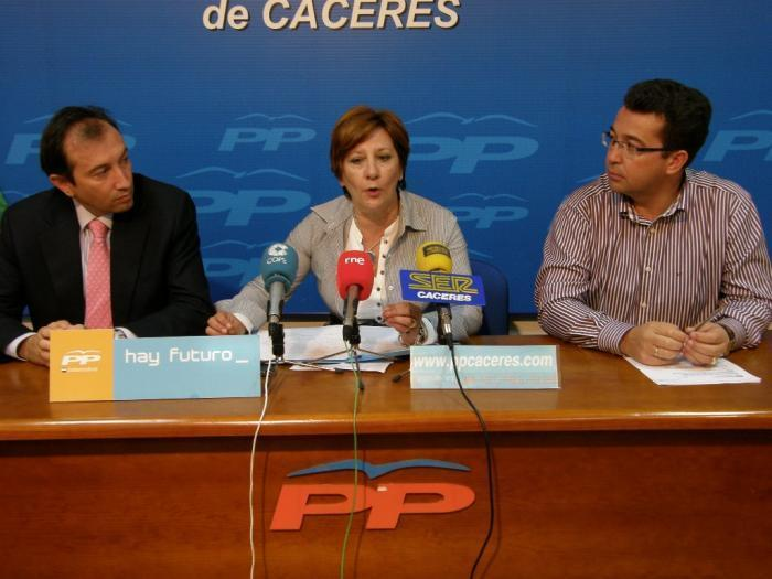 El TSJEx archiva la causa iniciada por el PSOE contra la ex alcaldesa de Moraleja sobre el acta de Chaparro