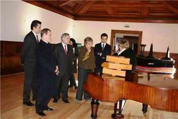 El Museo Vostell Malpartida participa en distintas actividades en los países de Grecia y de Portugal