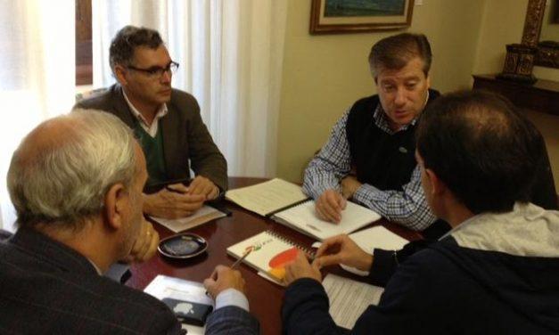 La Diputación colabora con Valencia de Alcántara en la preparación de las Jornadas Tajo Internacional