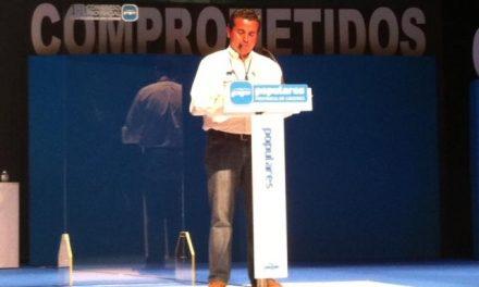 Pedro Caselles es nombrado nuevo presidente comarcal del Partido Popular en la Sierra de Gata