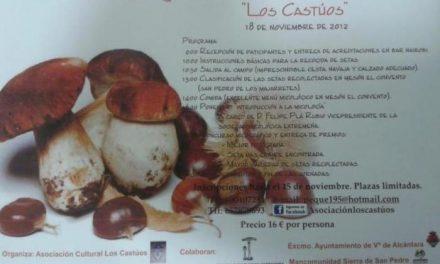 La Asociación Los Castúos organiza las I Jornadas Micológicas en Valencia de Alcántara