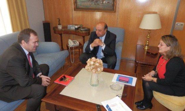 Extremadura y Rumania acuerdan colaborar  en materia de residencia y trabajo