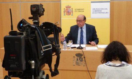 """López Iglesias destaca la """"absoluta normalidad"""" en la jornada de huelga general en Extremadura"""